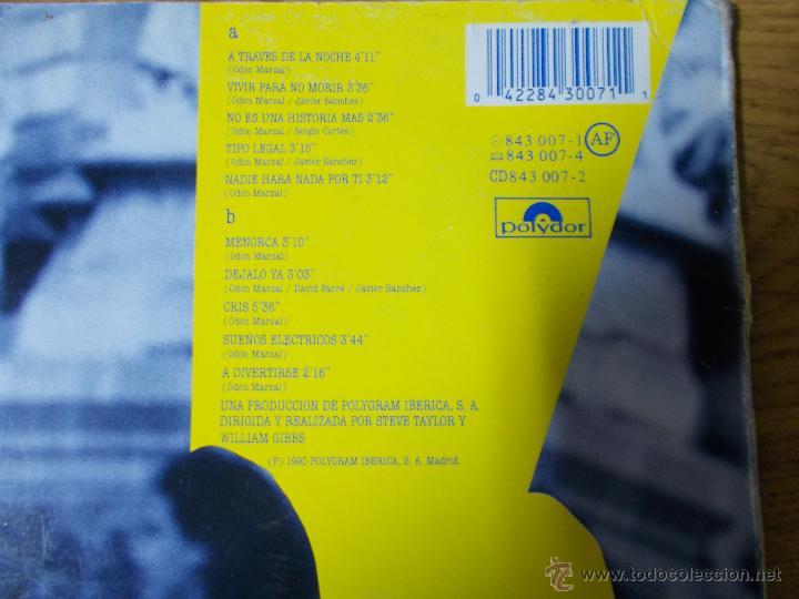 Discos de vinilo: ULTIMO CLAN . A TRAVES DE LA NOCHE - Foto 2 - 49014118