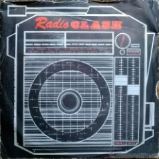 Discos de vinilo: CLASH. THIS IS RADIO CLASH/ RADIO CLASH. CBS, UK 1981 SINGLE ORIGINAL (PICTURE LABEL). Lote 49017578