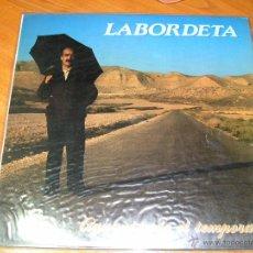 Discos de vinilo: LABORDETA: CAMPEANDO EL TEMPORAL. Lote 49019401