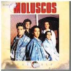 Disques de vinyle: MOLUSCOS - CARACULO - SINGLE 1990 - PROMO. Lote 49028574