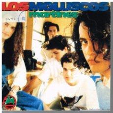 Disques de vinyle: LOS MOLUSCOS - MARTINEZ - SINGLE 1990 - PROMO. Lote 49028667