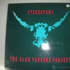 Discos de vinilo: MAGNIFICO LP DE - THE ALAN PARSONS - PROJECT -. Lote 49035295