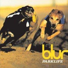 Discos de vinilo: 2LP BLUR PARKLIFE INDIE BRITPOP VINYL 180G GATEFOLD COVER . Lote 128423868