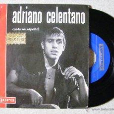 Discos de vinilo: ADRIANO CELENTANO.REZARE + 3..PEDIDO MINIMO 5€. Lote 49041454
