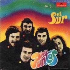 Discos de vinilo: LOS PUNTOS - EL SUR - SINGLE.. Lote 95374734