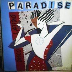 Discos de vinilo: PARADISEDISCO LATINO. Lote 49047172