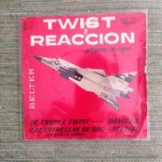 Discos de vinilo: PEPPINO DI CAPRI - EP BELTER 1962. Lote 49055877