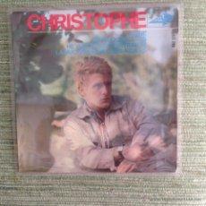 Discos de vinilo: CHRISTOPHE - EP ESPAÑA 1965. Lote 49056637