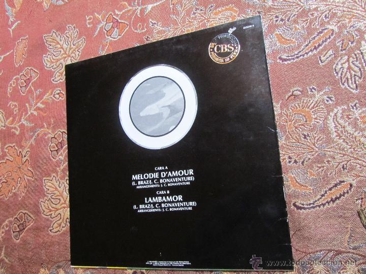 Discos de vinilo: KAOMA- MAXI-SINGLE DE VINILO- TITULO MELODIE DAMOUR- ORIGINAL DEL 90- CON 2 TEMAS- NUEVO A ESTRENAR - Foto 2 - 49057760