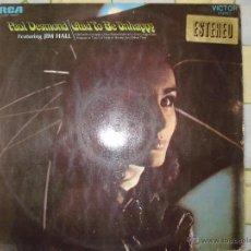 Discos de vinilo: PAUL DESMOND - GLAD TO BE UNHAPPY, ESPAÑOL(SOLO FUNDA). Lote 49060887