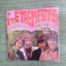 Discos de vinilo: THE TREMELOES - SINGLE ESPAÑA 1968. Lote 49066885