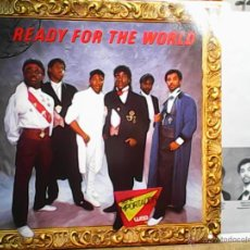 Discos de vinilo: READY FOR THE WORLD LONG TIME COMING . Lote 49072746