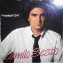 Discos de vinilo: CAMILO SESTO AMANECER 84. Lote 49072768