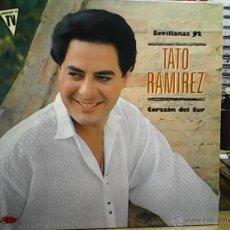 Discos de vinilo: TATO RAMIREZCORAZÓN DEL SUR. Lote 49072917