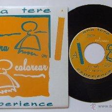 Discos de vinilo: ANA TERE EXPERIENCE EP PARA COLOREAR NUEVO. Lote 49078459