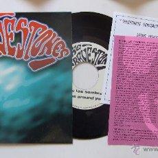 Discos de vinilo: THE GRAVESTONES EP ENTRE LAS SOMBRAS IMPECABLE. Lote 49078551