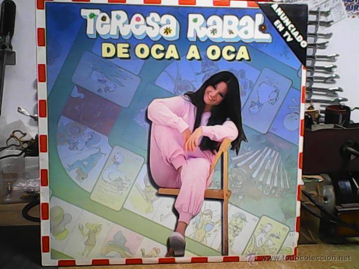 TERESA RABALDE OCA A OCA (Música - Discos - LPs Vinilo - Música Infantil)
