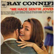 Discos de vinilo: RAY CONNIFF - ME HACE SENTIR JOVEN - LP 1964. Lote 49081031