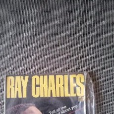 Discos de vinilo: RAY CHARLES. Lote 49084939