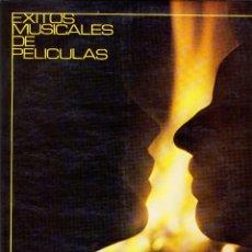 Discos de vinilo: MANTOVANI.- EXITOS MUSICALES DE PELÍCULAS.-. Lote 49089811