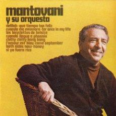 Discos de vinilo: MANTOVANI Y SU ORQUESTA- VER FOTO ADICIONAL.. Lote 49090071