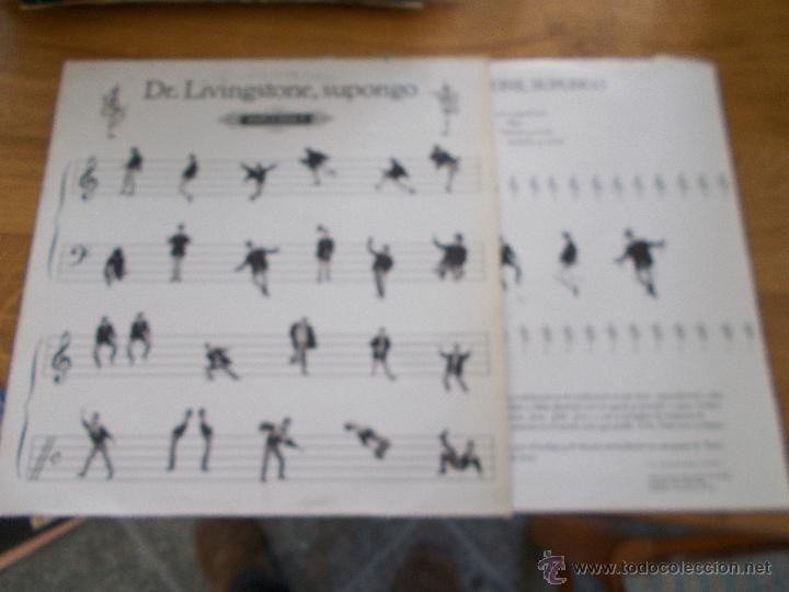 DR. LIVINGSTONE SUPONGO. SIMPLICISIMUS (Música - Discos - LP Vinilo - Grupos Españoles de los 90 a la actualidad)