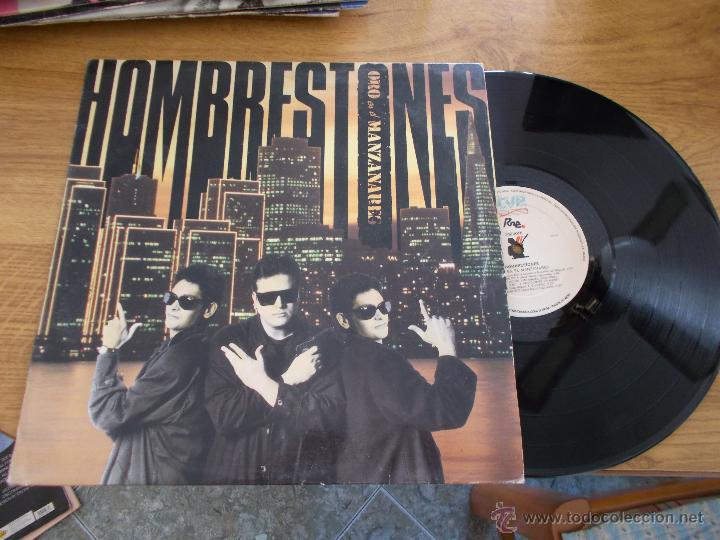 HOMBRESTONES.ORO EN EL MANZANARES (Música - Discos - LP Vinilo - Grupos Españoles de los 90 a la actualidad)