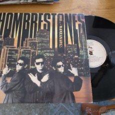 Discos de vinilo: HOMBRESTONES.ORO EN EL MANZANARES. Lote 49095320