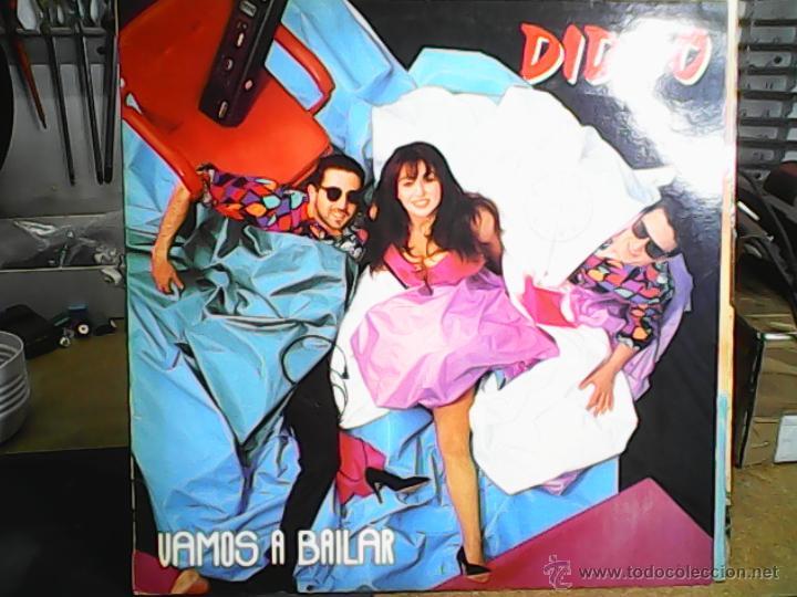 DIDAOVAMOS A BAILAR (Música - Discos de Vinilo - Maxi Singles - Disco y Dance)