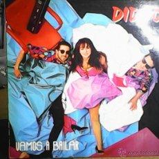 Discos de vinilo: DIDAOVAMOS A BAILAR. Lote 49041186
