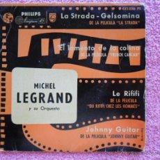 Discos de vinilo: MICHEL LEGRAND Y SU ORQUESTA 1958 PELICULAS PHILIPS 432036 PE DISCO VINILO. Lote 49098877