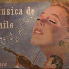 Discos de vinilo: LP-MUSICA DE BAILE PARA ENAMORADOS VOL.4 BELTER 12005-SPAIN 195??-ORQUESTAS EASY LISTENING. Lote 49099437
