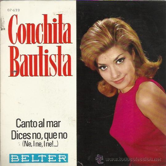 Conchita Bautista - Gitanibiri / Cerquita De Ti