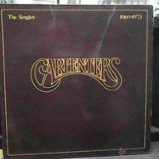 Discos de vinilo: CARPENTERS THE SINGLES. Lote 49108440