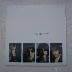 Discos de vinilo: BEATLES - WHITE ALBUM - 2 LP - AUSTRALIA - 4 FOTOS - NUEVO. Lote 49111500