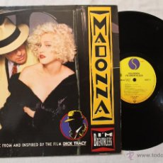 Discos de vinilo: MADONNA I'M BREATHLESS LP VINYL MUSIC FROM DICK TRACY MADE IN GERMANY 1990. Lote 49115716