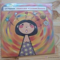 Discos de vinilo: LOS PLANETAS - NUEVAS SENSACIONES EP 1995 SUBTERFUGE RECORDS. Lote 49116991