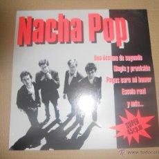 Discos de vinilo: NACHA POP (MX) UNA DECIMA DE SEGUNDO +4 TRACKS AÑO 1984. Lote 49133993