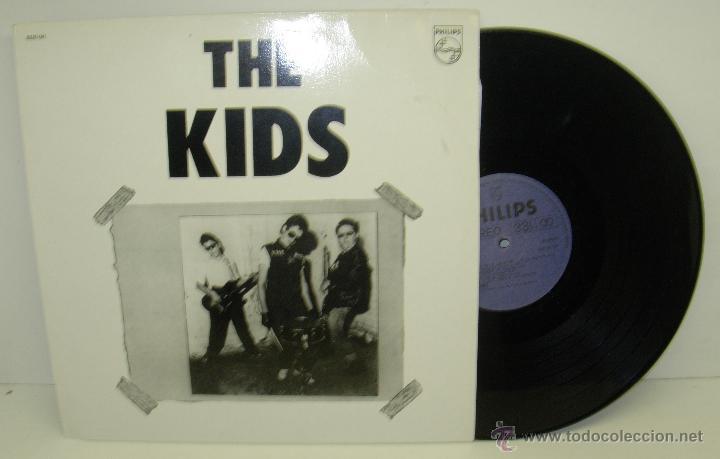 LP VINILO THE KIDS - PUNK (Música - Discos - LP Vinilo - Punk - Hard Core)
