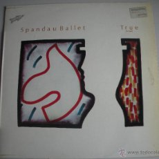 Discos de vinilo: MAGNIFICO LP DE - S P A N D A U - BALLET -. Lote 49140548