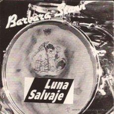 Discos de vinilo: EP-BARBARA STANN LUNA SALVAJE-CAPOTE 14-1991. Lote 49140597