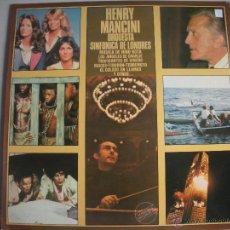 Discos de vinilo: MAGNIFICO LP DE - H E N R Y - M A N C I N I -. Lote 49141113