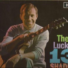 Discos de vinilo: LP-VAL DOONICAN 13 LUCKY SHADES OF...DECCA 4648-UK 1964. Lote 49141210