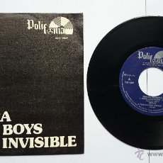 Discos de vinilo: VARIOS - DANZA INVISIBLE / SPRAY / CAMARA / KRAZY BOYS (1982). Lote 49149150