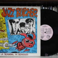 Discos de vinilo: THE JAZZ BUTCHER. - A SCANDAL IN BOHEMIA, GLASS RECORDS 1984, MADE IN UK, CAT NºGLALP.009. Lote 54410565
