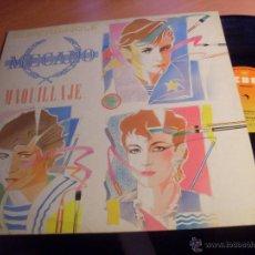 Discos de vinilo: MECANO (MAQUILLAJE) MAXI SINGLE SUPERSINGLE ESPAÑA 1982 (EX+/EX+) (VIN16). Lote 49162992