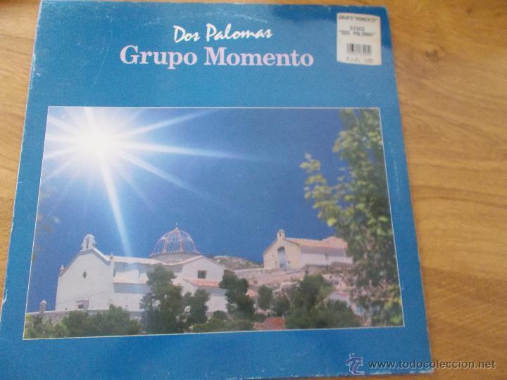 GRUPO MOMENTO. DOS PALOMAS. GRUPO DE ELDA Y PETRER. (Música - Discos - LP Vinilo - Grupos Españoles de los 90 a la actualidad)