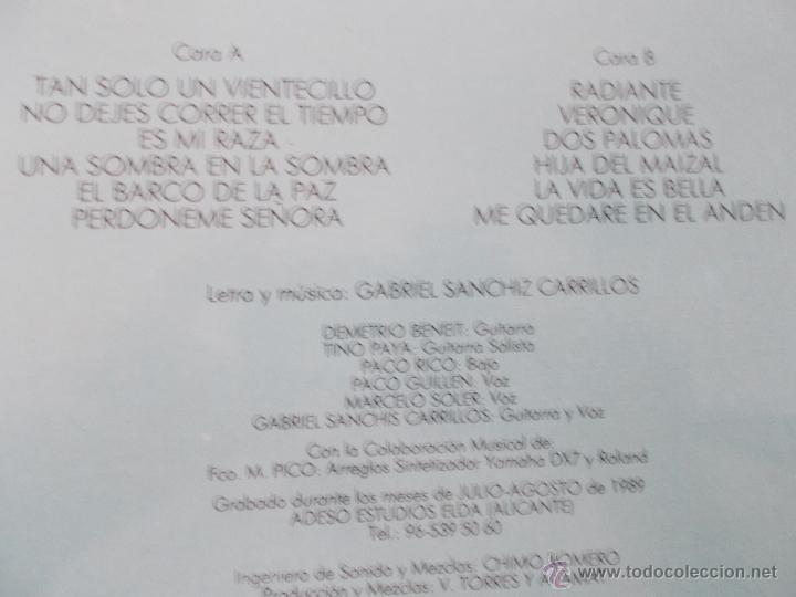 Discos de vinilo: GRUPO MOMENTO. DOS PALOMAS. GRUPO DE ELDA Y PETRER. - Foto 5 - 49167001