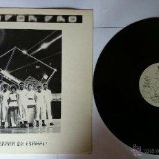 Discos de vinilo: AVIADOR DRO - PROGRAMA EN ESPIRAL / LA PERSECUCION / TELEPATIA / EL ULTIMO ASALTO... (1982). Lote 49167751