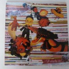 Discos de vinilo: PATRULLERO MANCUSO - FANTASÍA (LP, TRIQUINOISE, 1993). Lote 170399852
